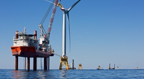 NGI has worked internationally with offshore wind for over 10 years and will participate in the research centre NorthWind.