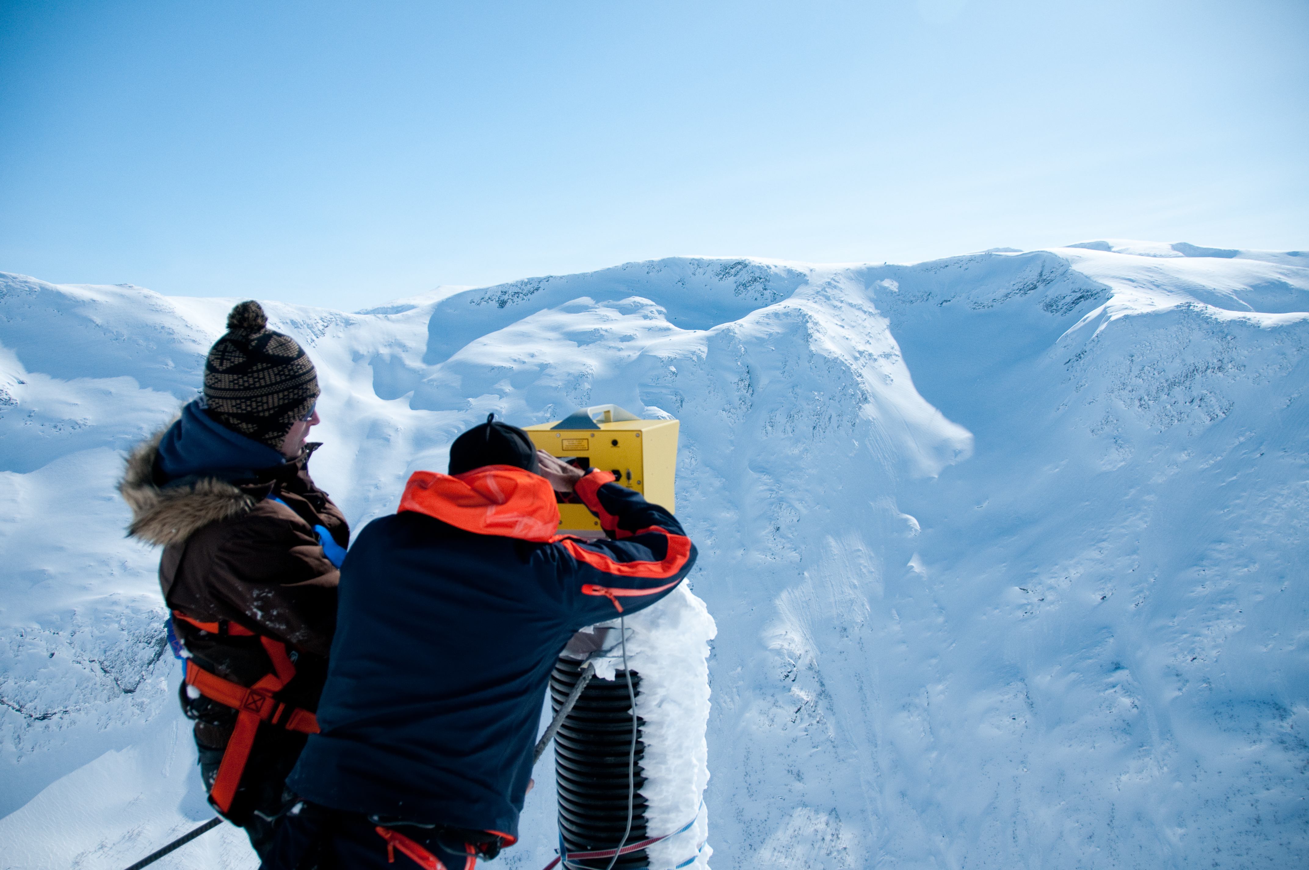 avalanche research assignment A history of avalanche hazard and avalanche research in the san juan mountains we describe the process by which this long-running research project was.